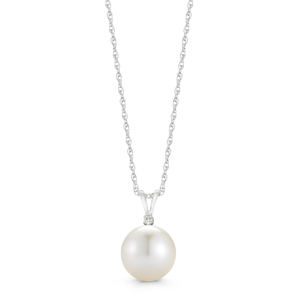 The Classic Australian South Sea Pearl Pendant