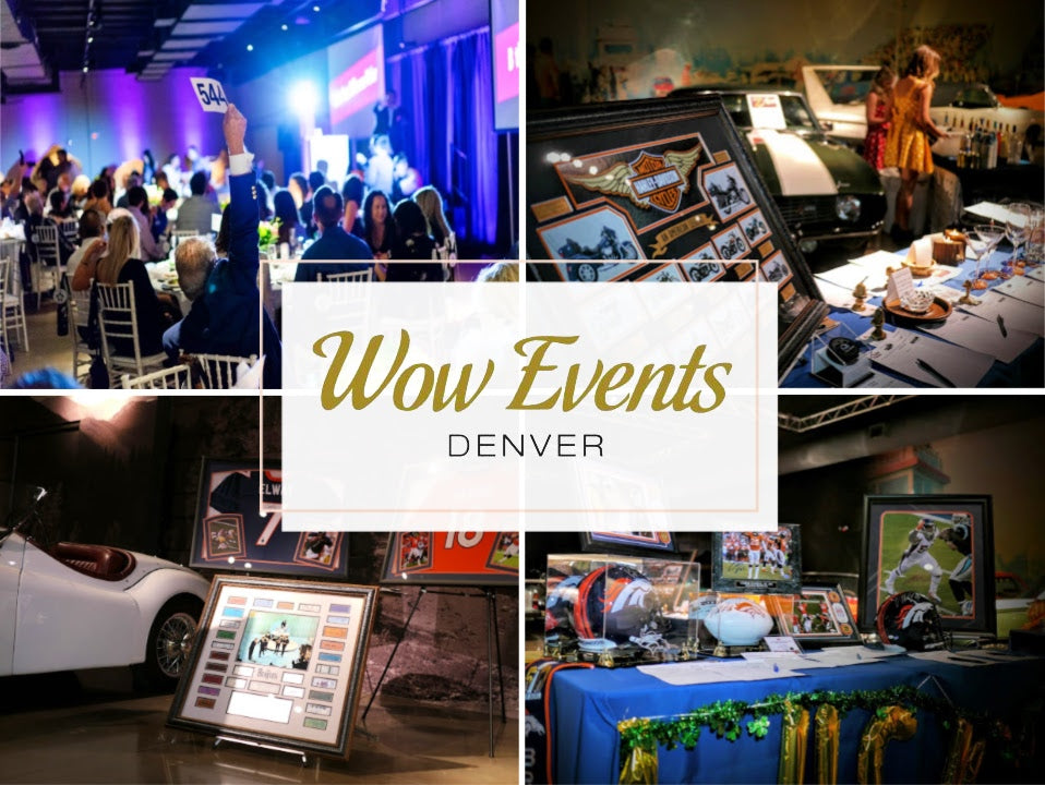 Introducing Wow Events Denver: Non-Profit Fundraising Support
