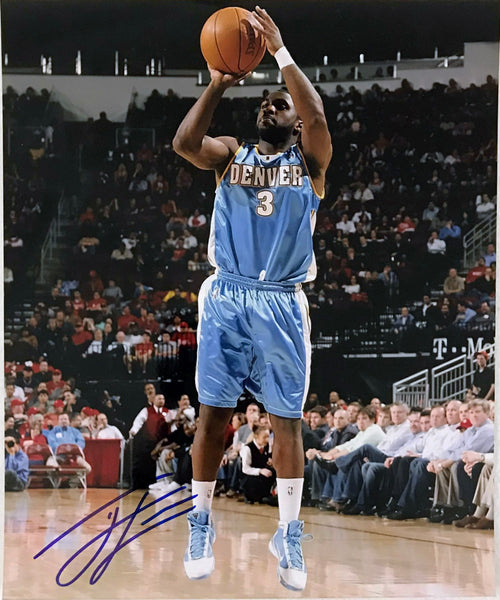 Ty Lawson Signed 8x10 Photo (Blowout)