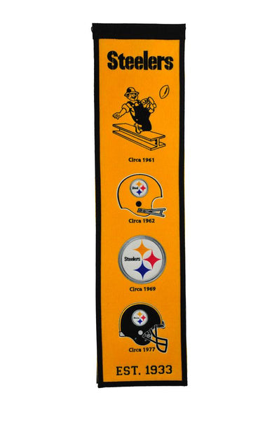 Pittsburgh Steelers Fan Favorite Banner