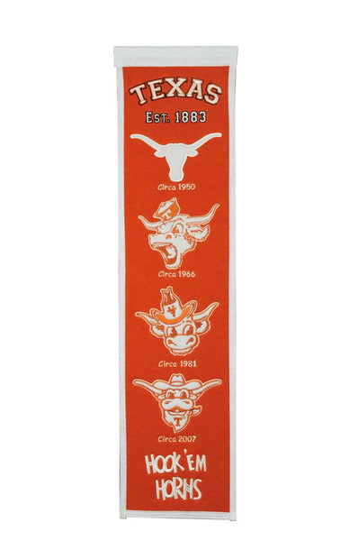Texas Heritage Banner - Latitude Sports Marketing