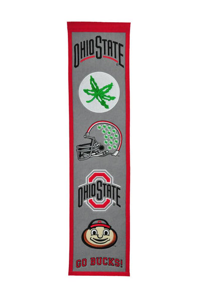 Ohio State Fan Favorite Banner