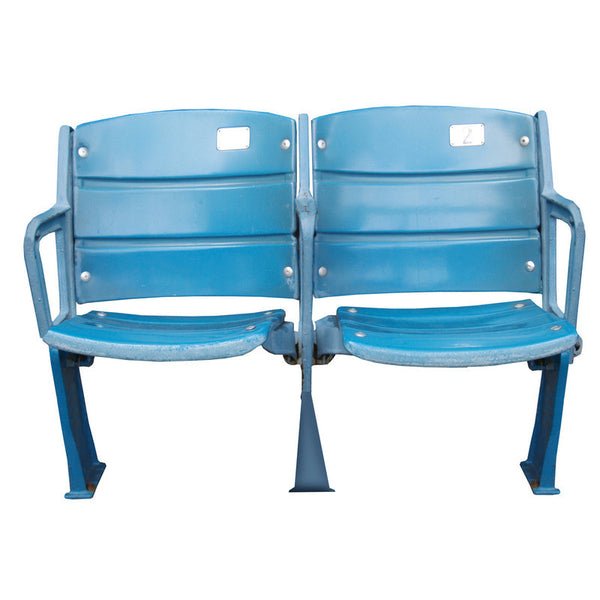 Yankees Stadium Seats From Old Yankees Stadium. 2 Seats with Stand