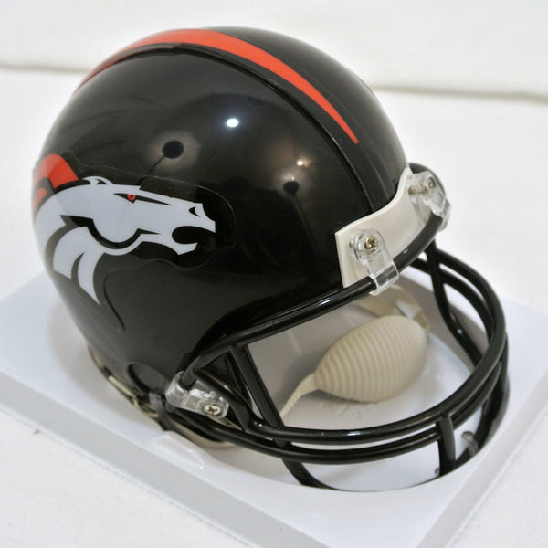 Broncos Riddell Mini Helmet - Latitude Sports Marketing