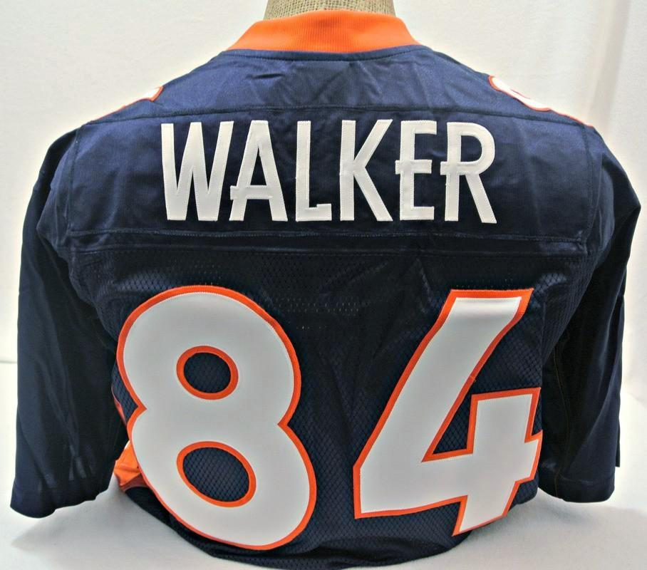 Javon Walker Unsigned Jersey - Latitude Sports Marketing
