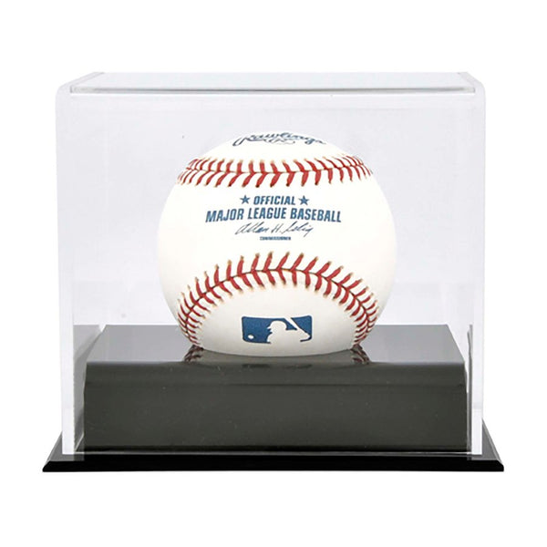 Baseball Cube Display Case