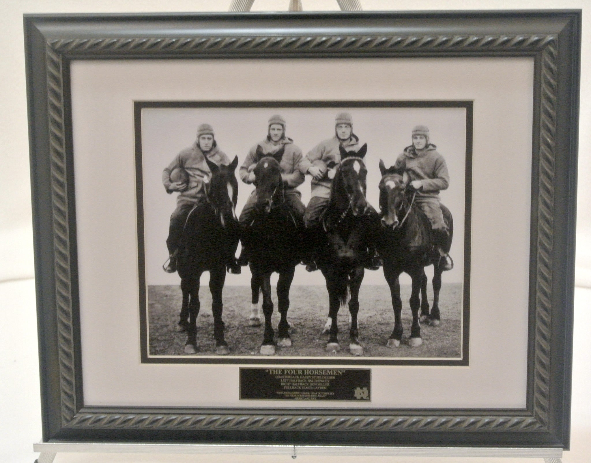 The Four Horsemen Framed 8x10 Photo