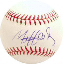 Matt Holliday Autographed MLB Baseball