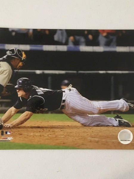 Matt Holiday Unsigned 8x10 photo - Latitude Sports Marketing