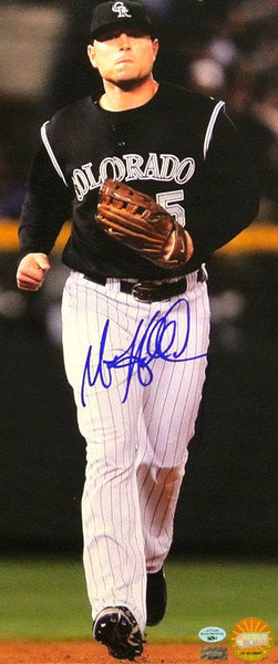 Matt Holliday Signed 8x20 Photo