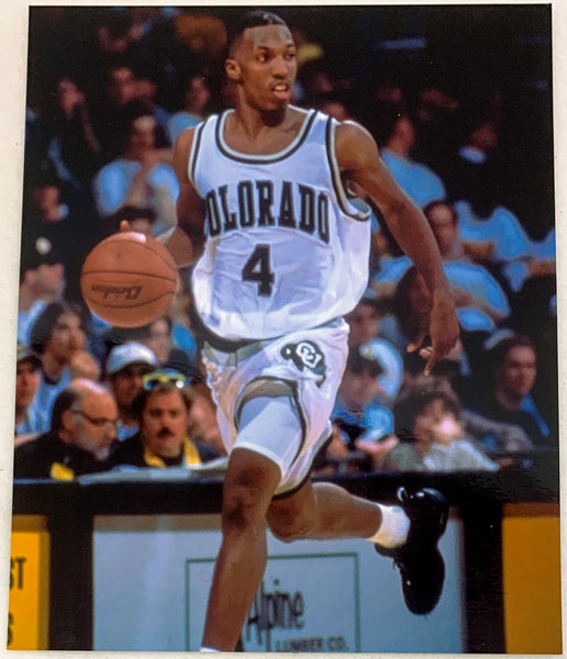 Nuggets Player #4 Unsigned 8x10 Photo - Latitude Sports Marketing