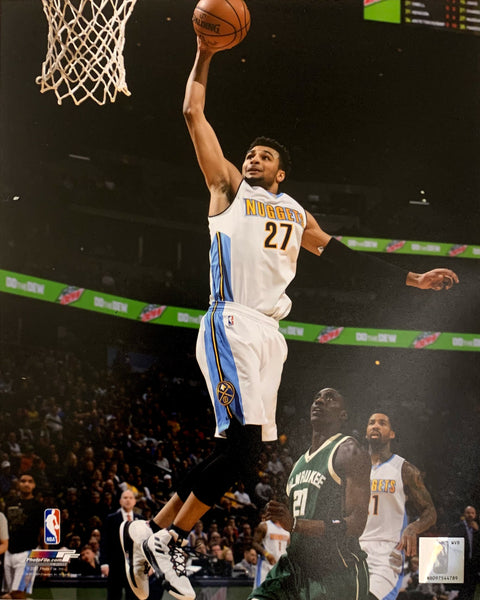 Jamal Murray Unsigned 8x10 Photo