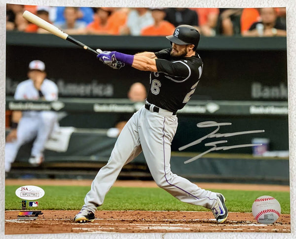 David Dahl Signed 8x10 Photo LSM JSA COA