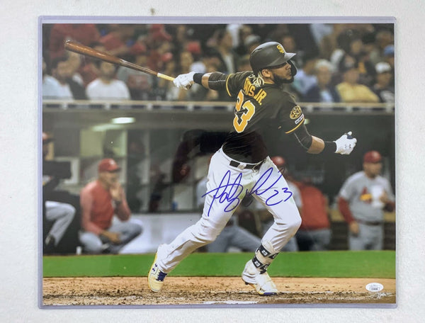 Fernando Tatís Jr. 16x20 Signed Photo JSA COA