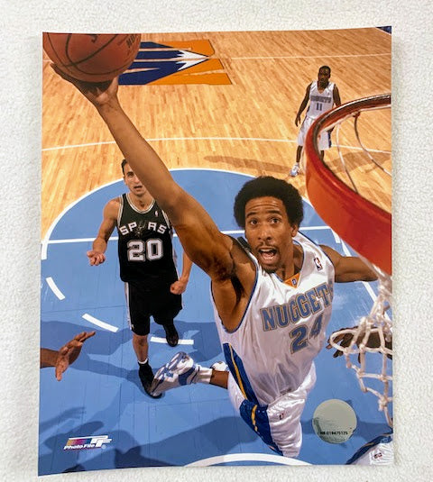 Andre Miller Denver Nuggets 8x10 Photo