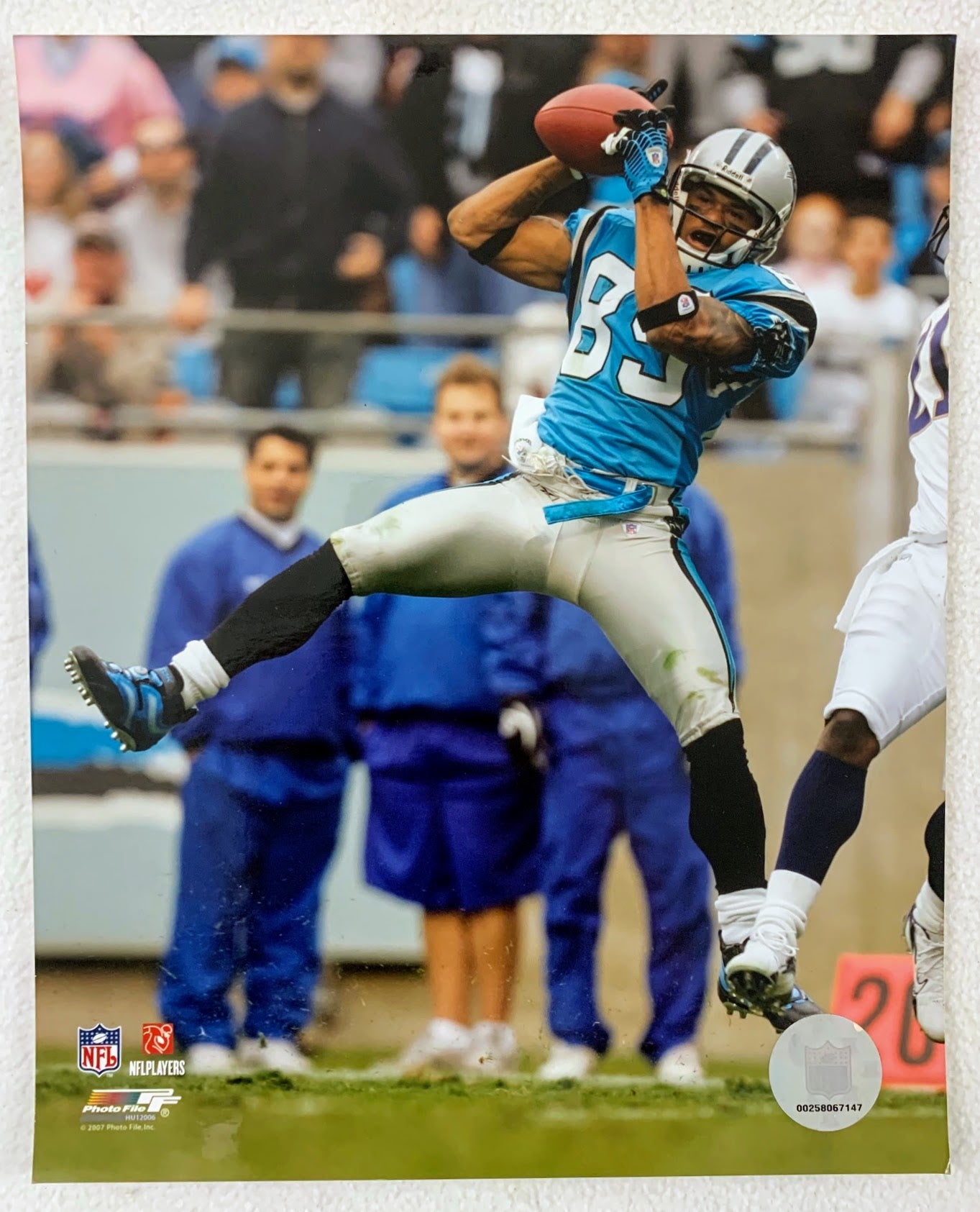 Steve Smith Carolina Panthers 8x10 Photo