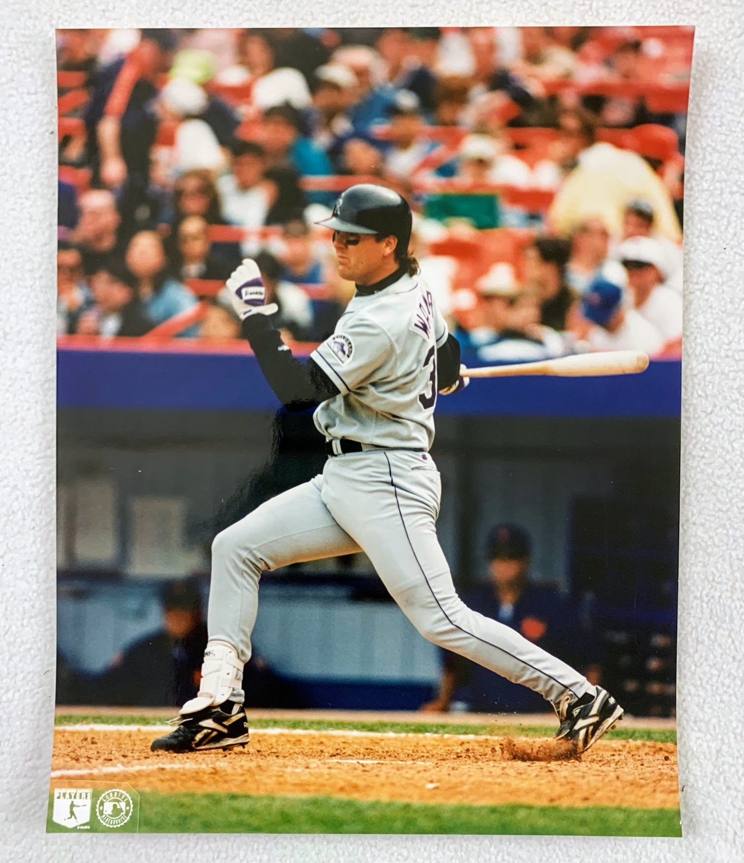 Larry Walker Colorado Rockies 8x10 Photo