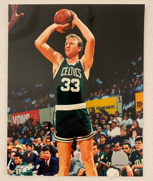 Larry Bird Boston Celtics 8x10 Photo