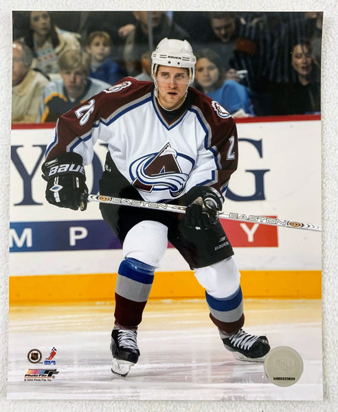 John-Michael Liles Colorado Avalanche 8x10 Photo