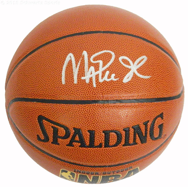 Magic Johnson Signed NBA Basketball