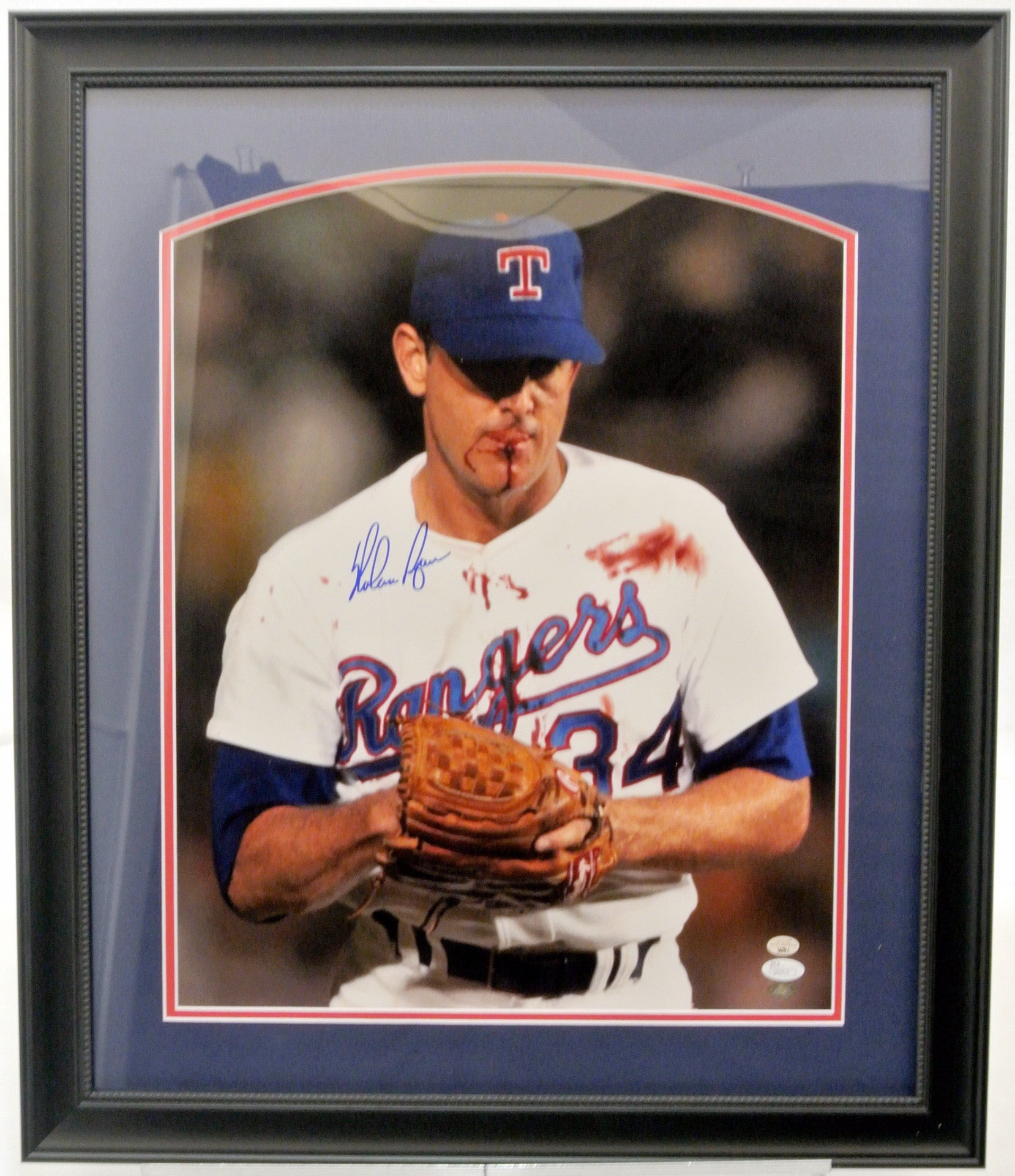 Nolan Ryan Framed 16x20 Photo