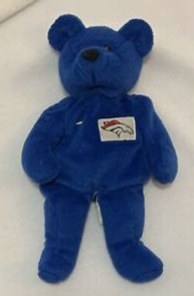 Denver Broncos John Elway #7 Beanie Baby - Latitude Sports Marketing