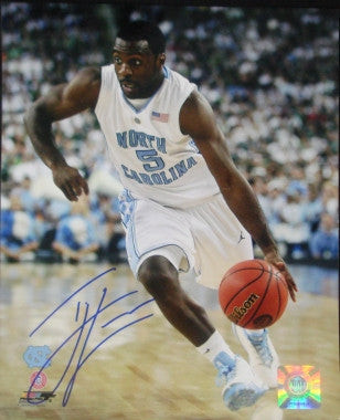 Ty Lawson 8x10 Signed Photo N Carolina (Blowout)