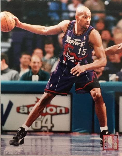 Vince Carter Unsigned 8x10 photo