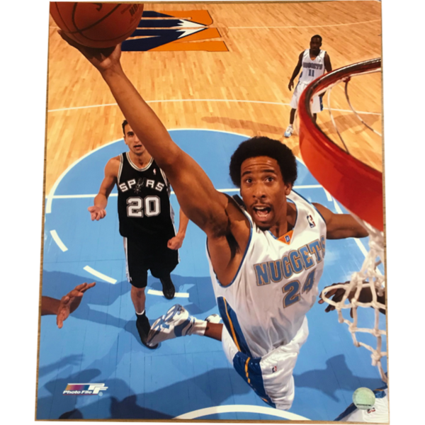 Unsigned 16x20 Andre Miller Photo - Latitude Sports Marketing