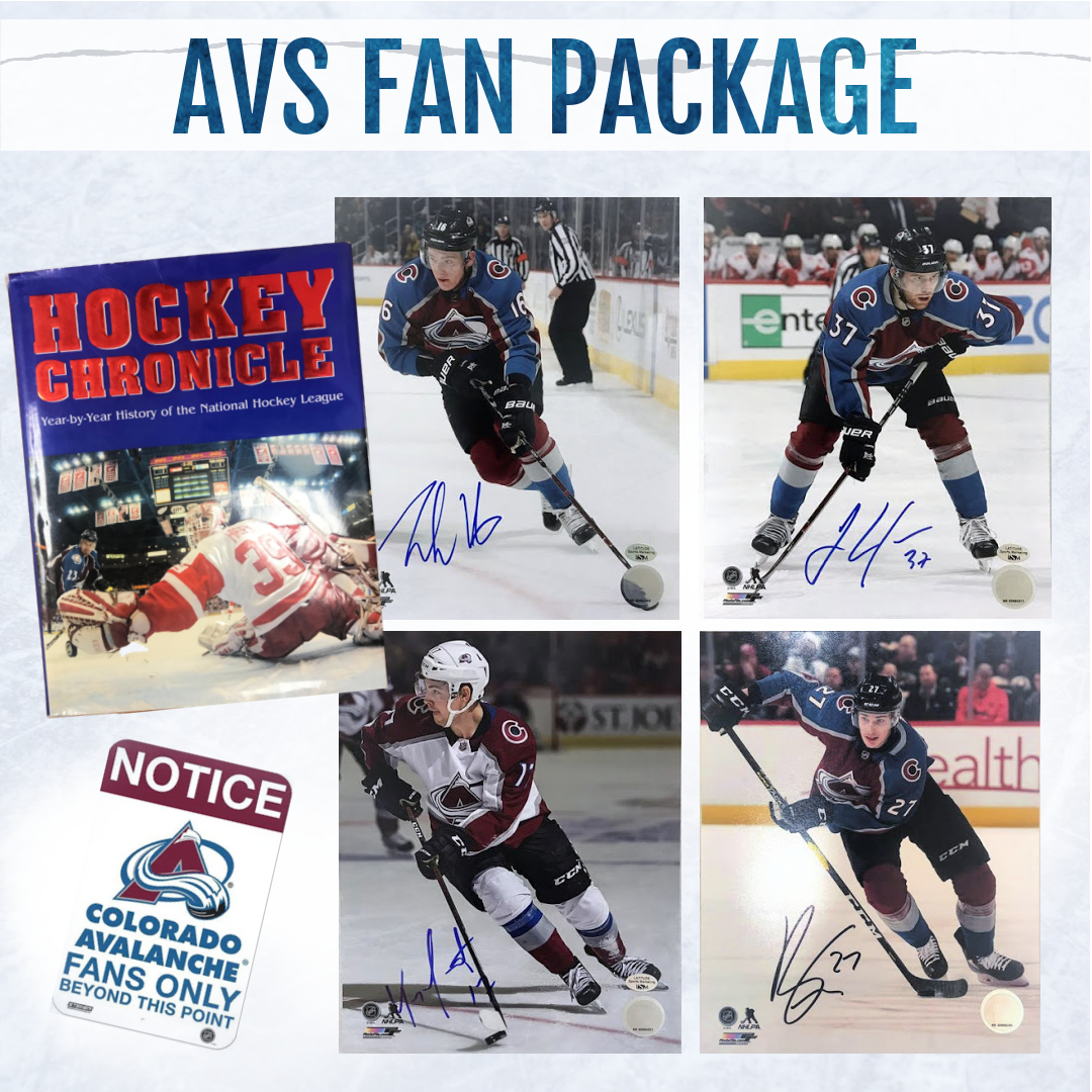 Colorado Avalanche Fan Package - Latitude Sports Marketing