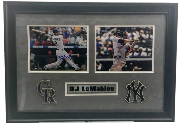 DJ LeMahieu Deluxe 2 Photo Collage