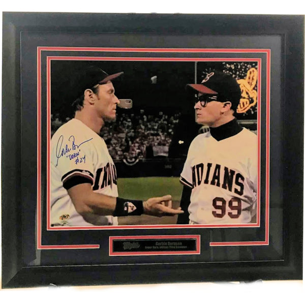 "Major League - Corbin Bernsen ""Dorn"" Signed 16x20"