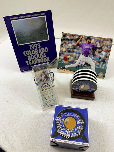 Colorado Rockies Opening Day Ticket Package