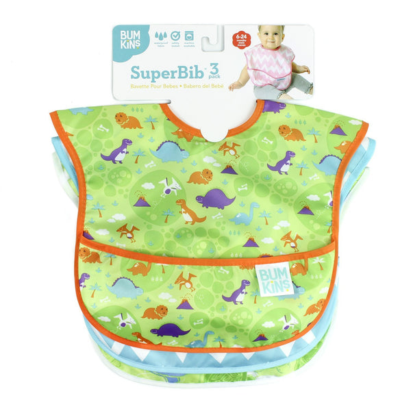 Super Bib 3 Pack