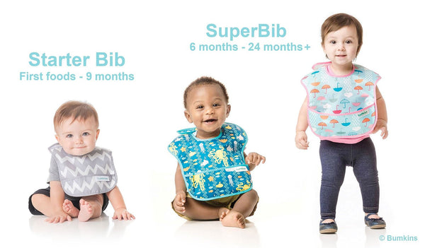 Super Bib 2 Pack-Mickey Mouse