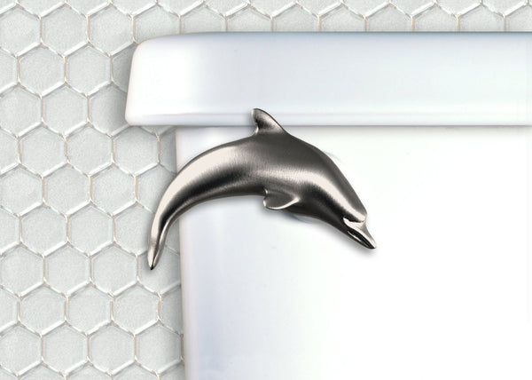 Toilet Flush Handle-Dolphin