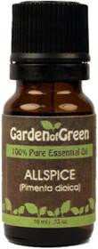 Allspice Essential Oil 10ml