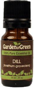 Dill Essential Oil 10ml