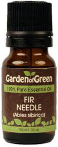 Fir Needle Essential Oil 10ml