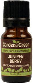 Juniper Berry Essential Oil 10ml