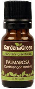 Palmarosa Essential Oil 10ml
