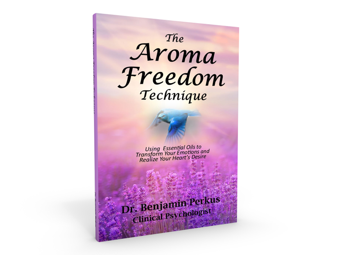 The Aroma Freedom Technique Book - Second Edition
