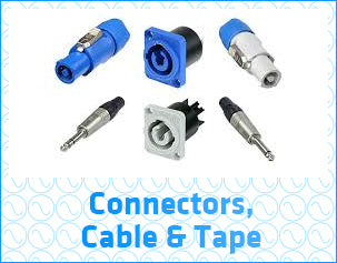 Connectors, Cable & Tape