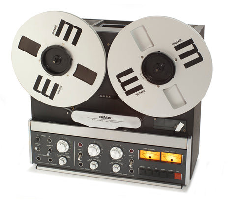 Reel to Reel Tape Recorders