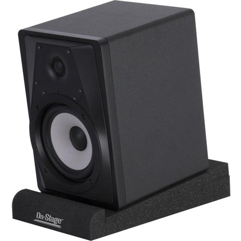 On-Stage Audio ASP3001 Foam Speaker Platforms, Small