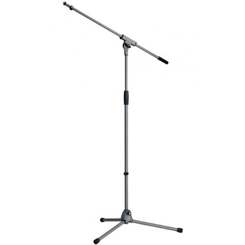 K&M 21060 SOFT TOUCH MIC STAND - GREY