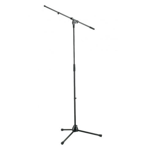 K&M 210/2 MICROPHONE BOOM STAND