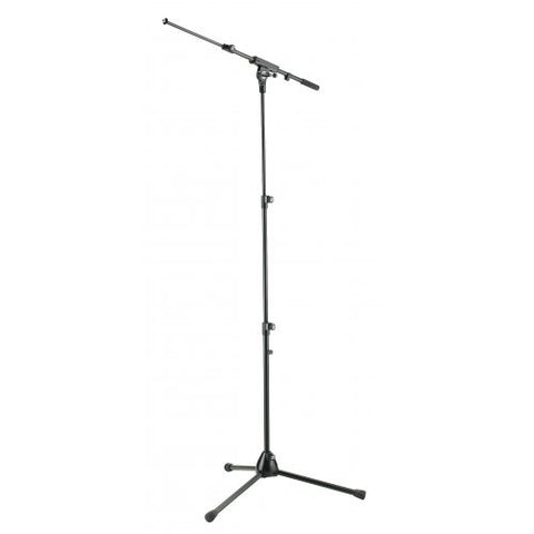 K&M 252 TELESCOPING MICROPHONE STAND
