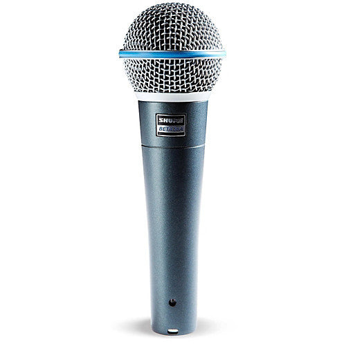 Shure BETA 58A Vocal Microphone - Teletechproaudio