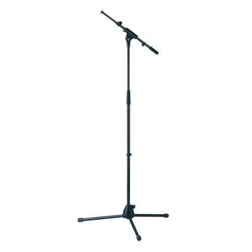 K&M 27195 EXTENDABLE BOOM ARM MIC STAND